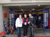 Ostéopathe du Sport aux 24h du Mans Moto