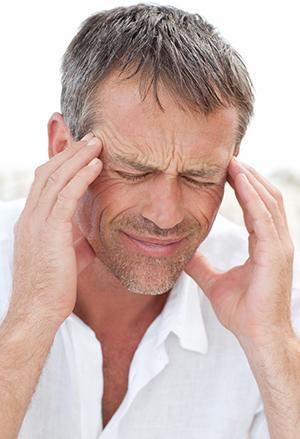 Ostéopathe mal de tête