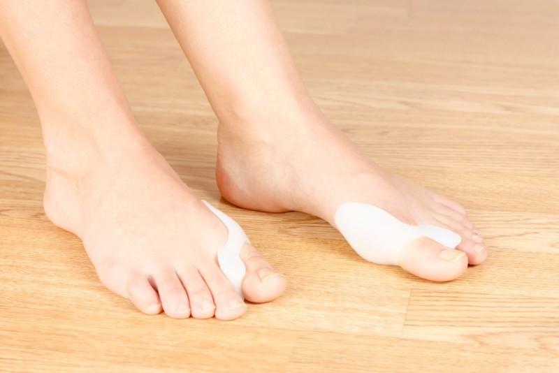 soigner bursite sous le pied